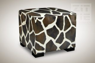 Hocker Giraffe