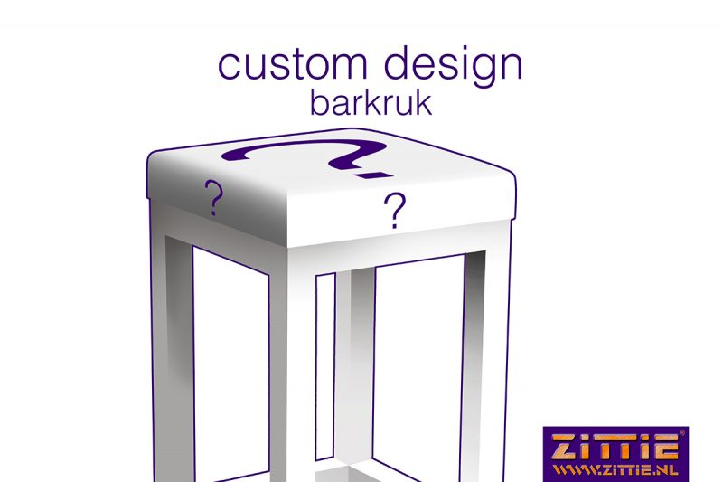 Custom Design Barkruk