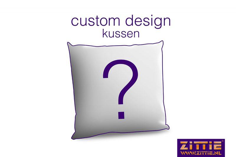 custom design kussen