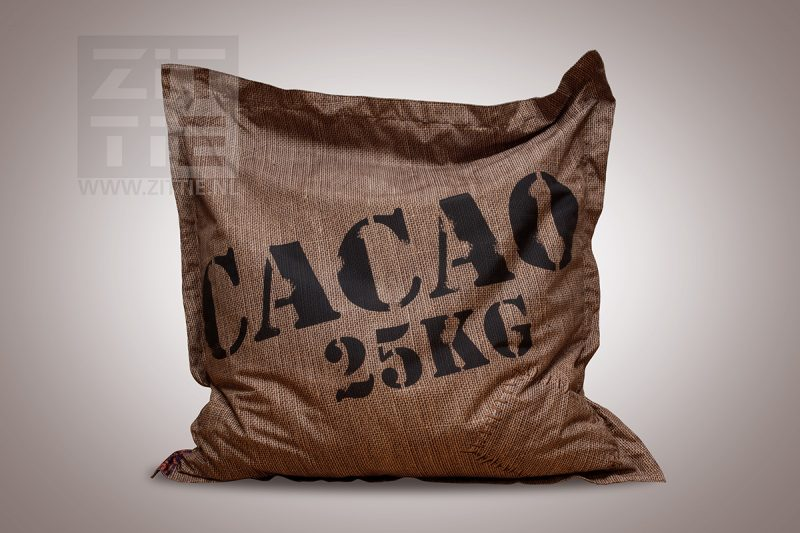 Zitzak juten zak cacao