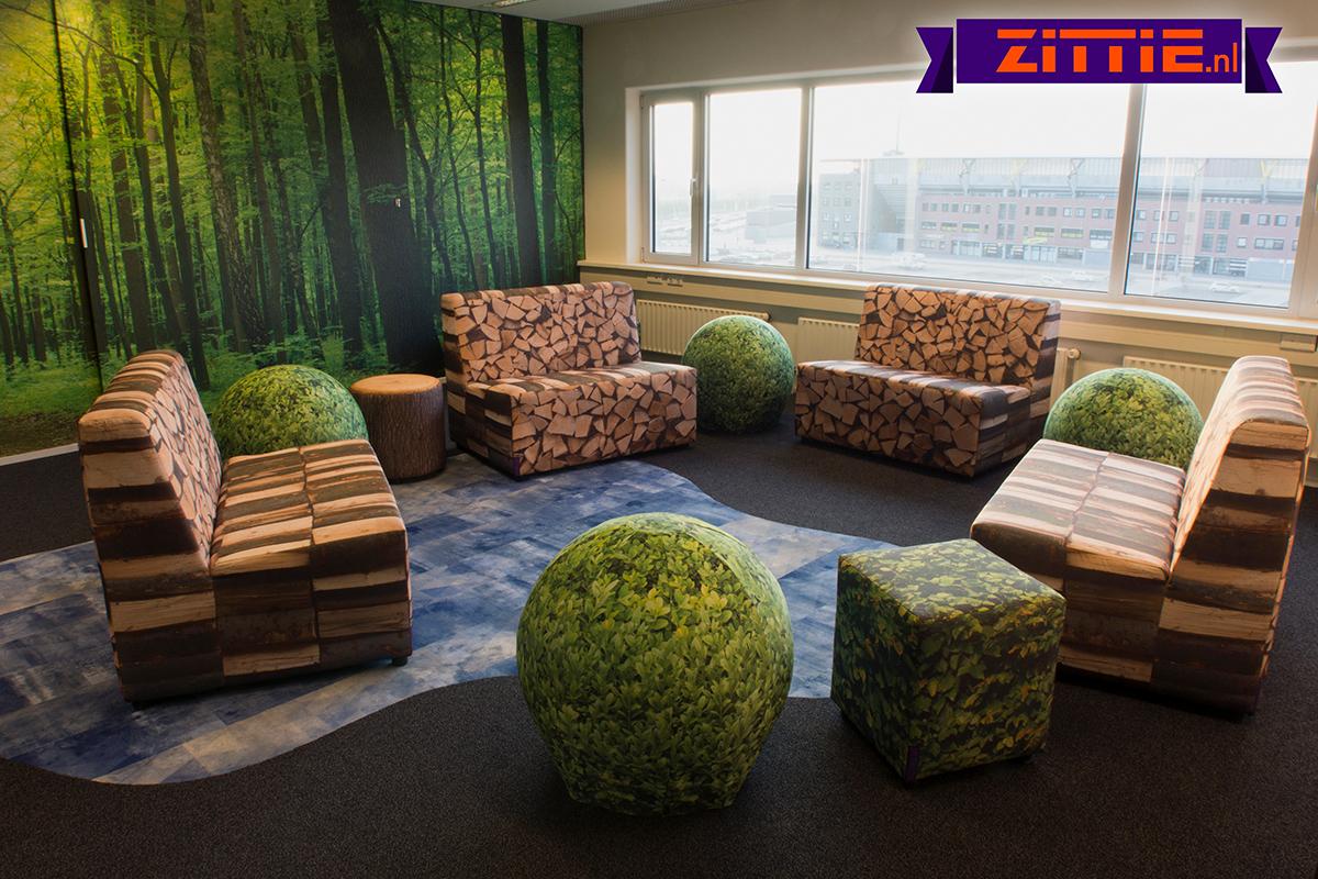 Zittie compleet thema interieur meubels licht en decoratie op maat